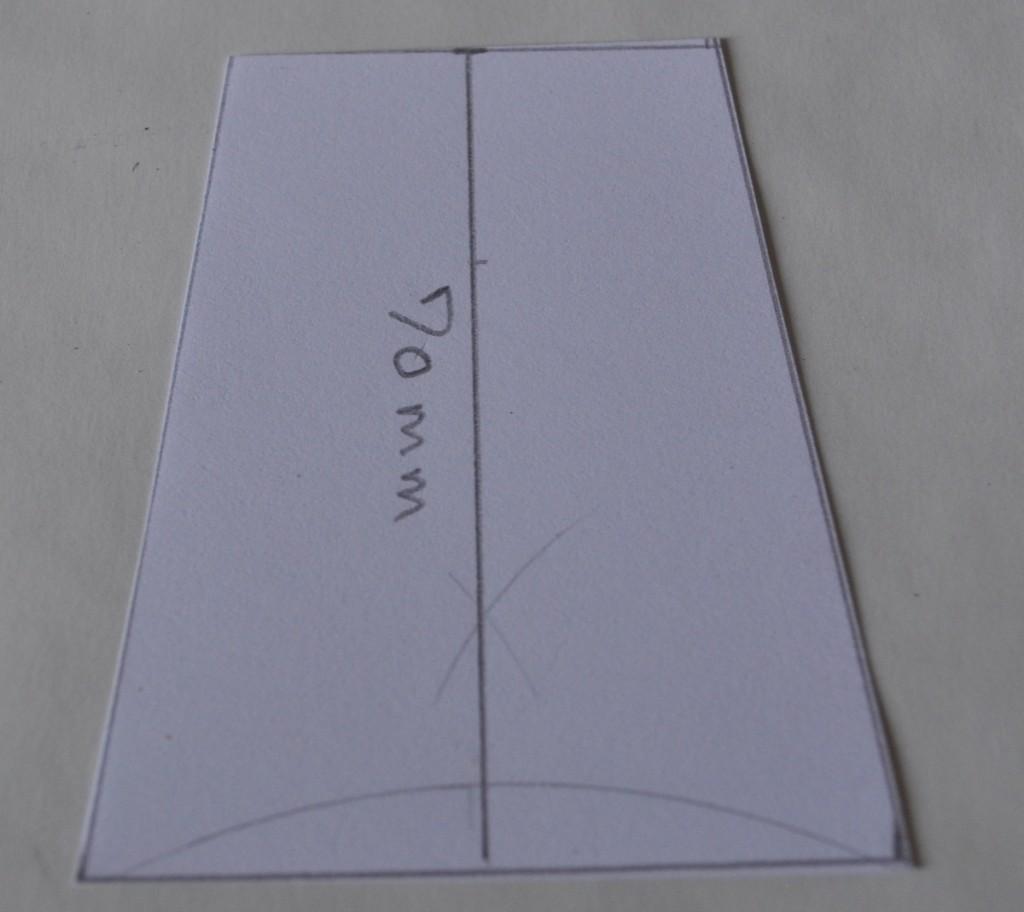 papirskabelon til diffuser