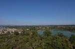 view towards Pyin Oo Lwin from Nan Myint Tower