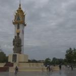 Vienamese - Cambodian friendship monument