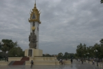 Vienamese - Cambodian friendship monument