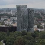 Dancing towers in St. Pauli