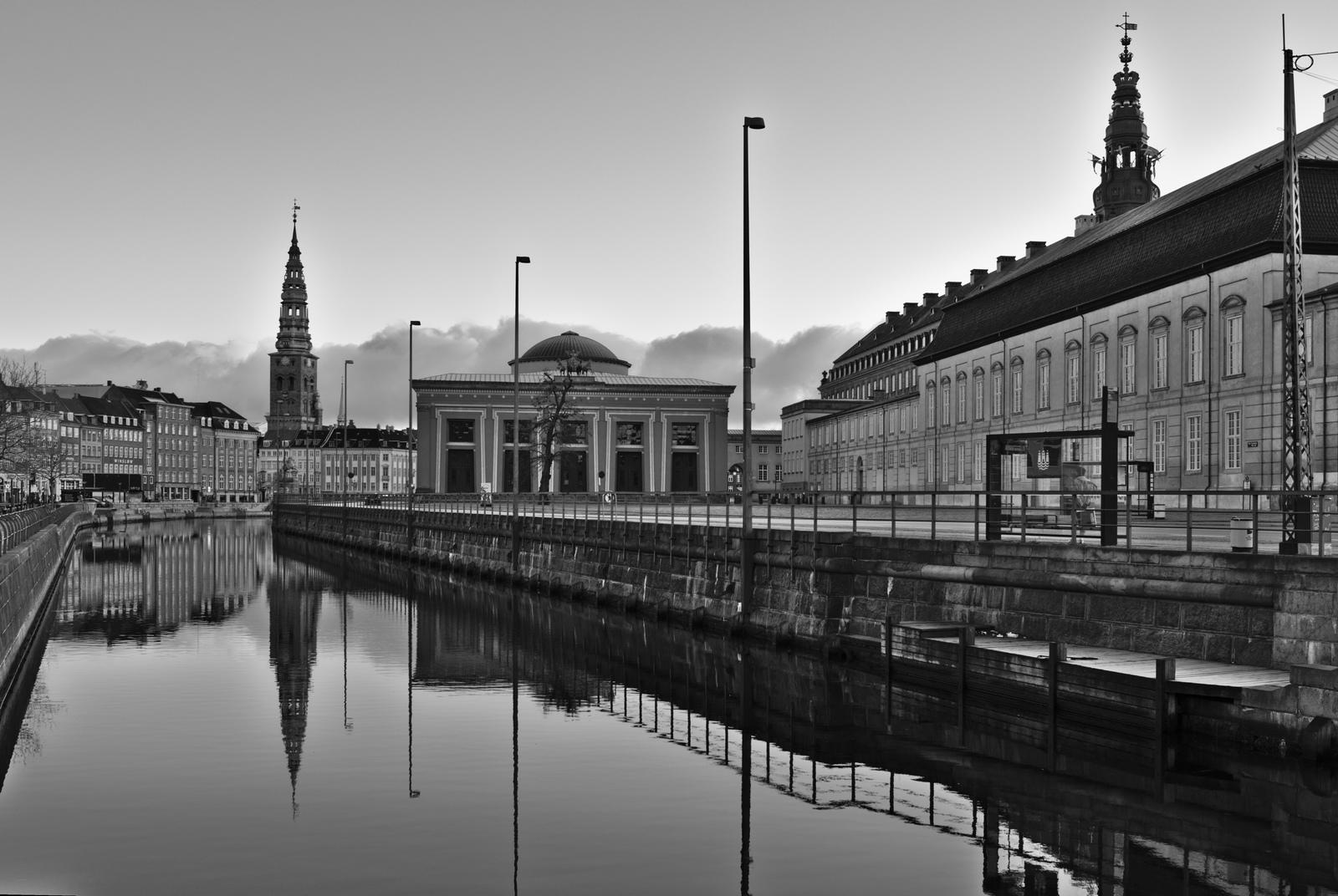 Black and White from Copenhagen