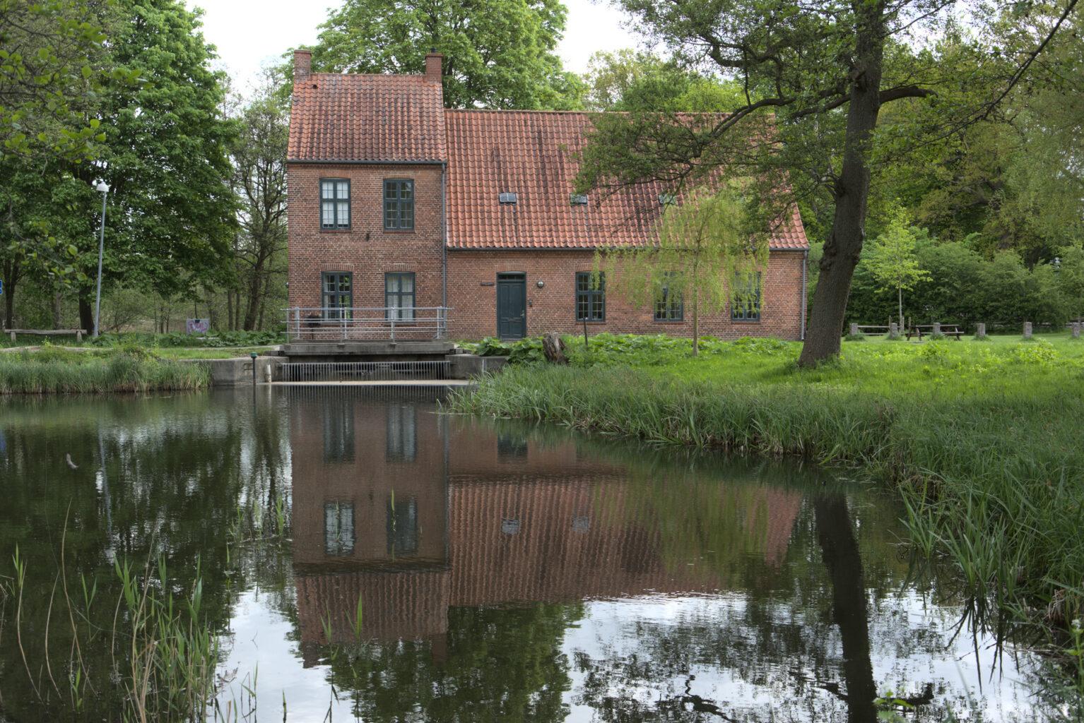 Fuglevad water mill